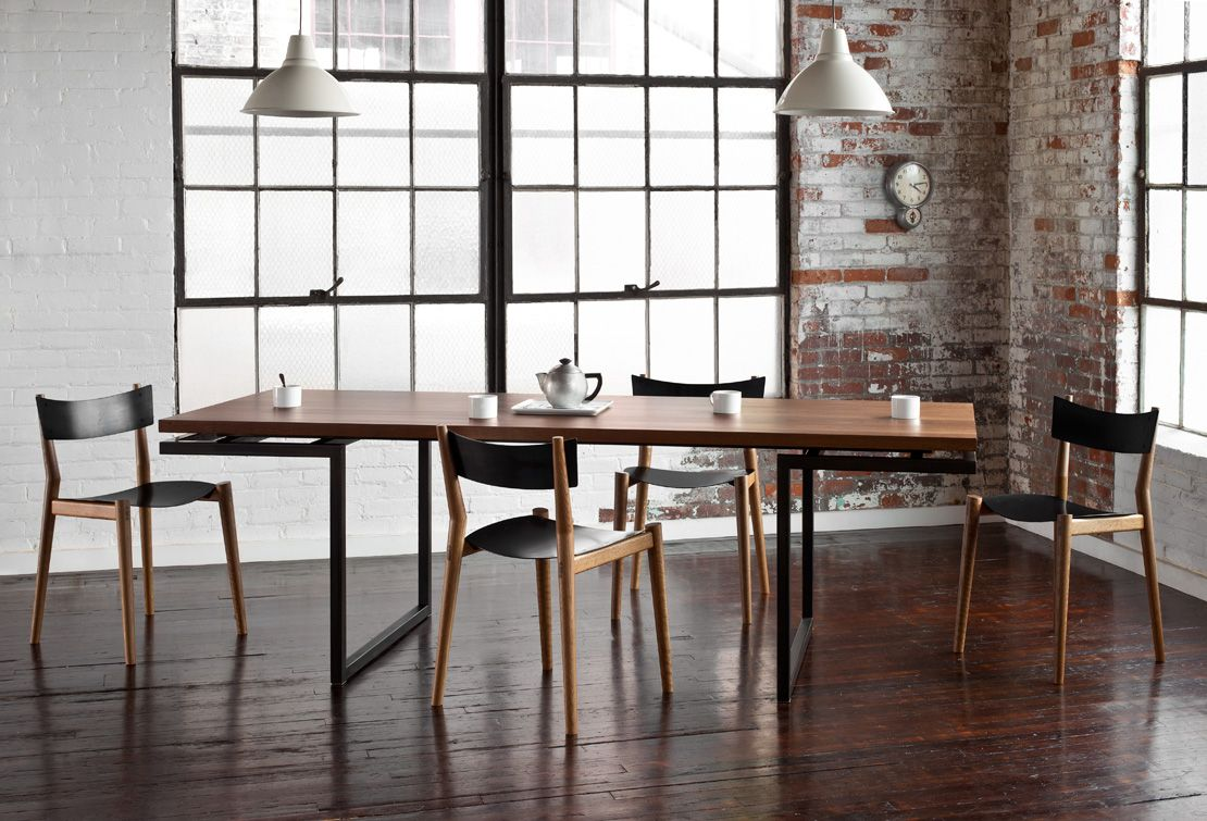 Miles Chair U0026 Dining Table By Miles And May Furniture Works :: Furniture  New York