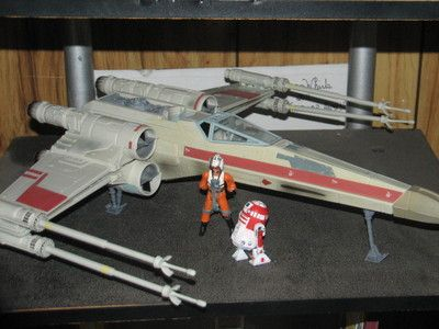 Star Wars Wedge Antilles X Wing And Vintage Collection Figure Custom Astromech Star Wars Collection Star Wars Toys Wedge Antilles
