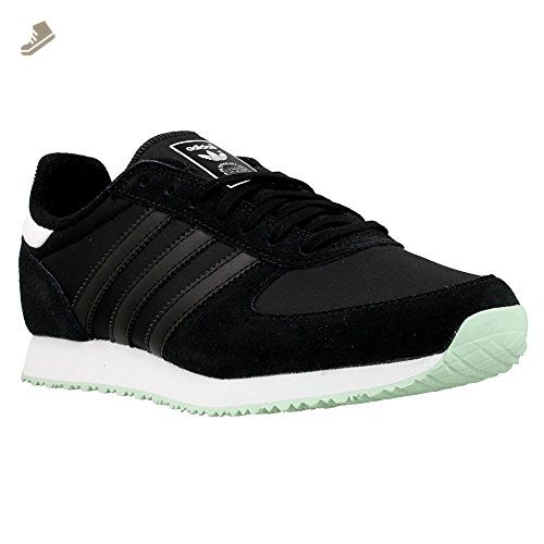 f6bade2a926f5 Adidas - ZX Racer W - S74982 - Color  Black - Size  9.5 - Adidas sneakers  for women ( Amazon Partner-Link)