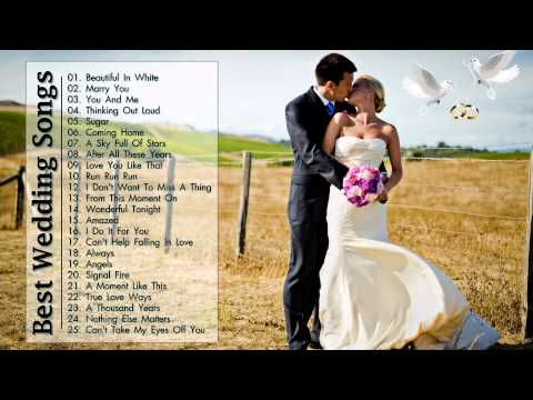Best Wedding Songs Modern Wedding Songs Wedding Songs