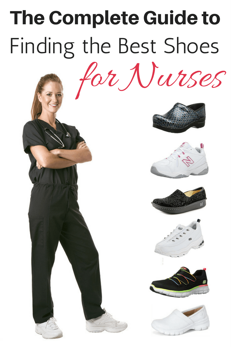 Pin on Best White Shoes for Nurses