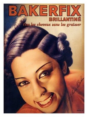 Bakerfix Poster Josephine Baker Jb More At The Vintage Board Of
