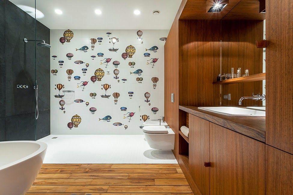 Tendência no décor: revestimentos e painéis de madeira
