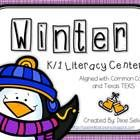 This file contains 10 literacy centers for kinder and first grade. Each activity was created to target specific Common Core Standards and Texas TEK...