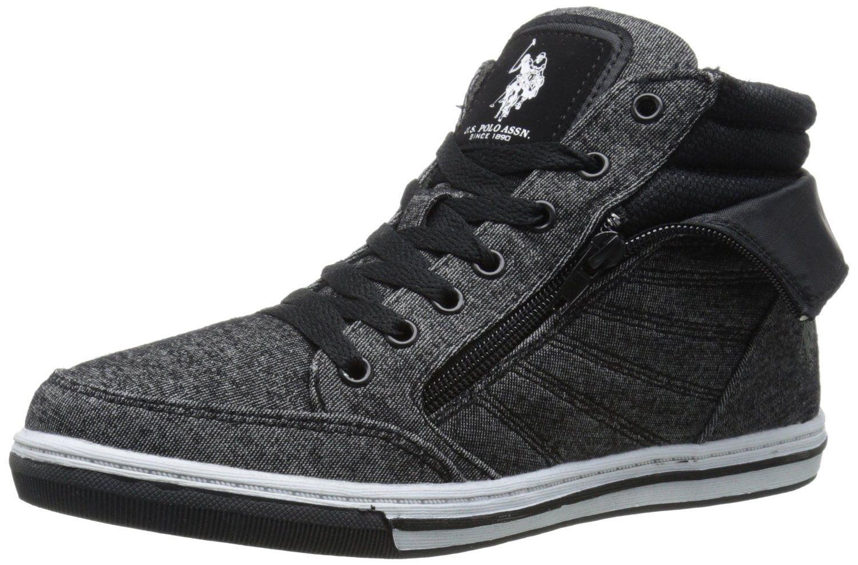5d6ccf4ea45 Amazon.com: U.s. Polo Assn.(women's)) Women's Mila4 Fashion Sneaker ...
