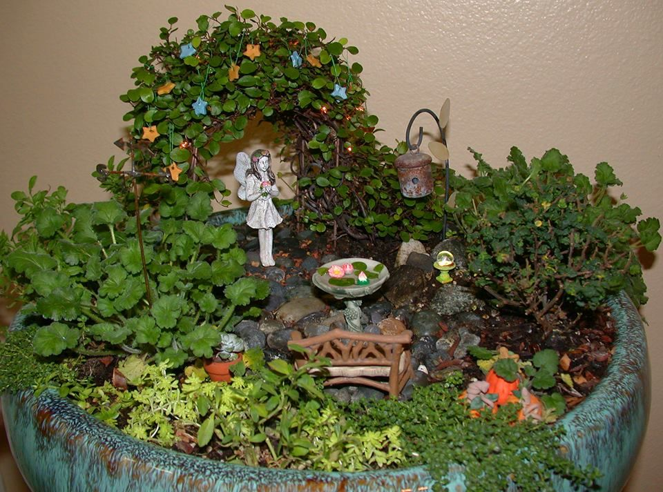 Image result for biggest fairy garden gnomos Pinterest Mini