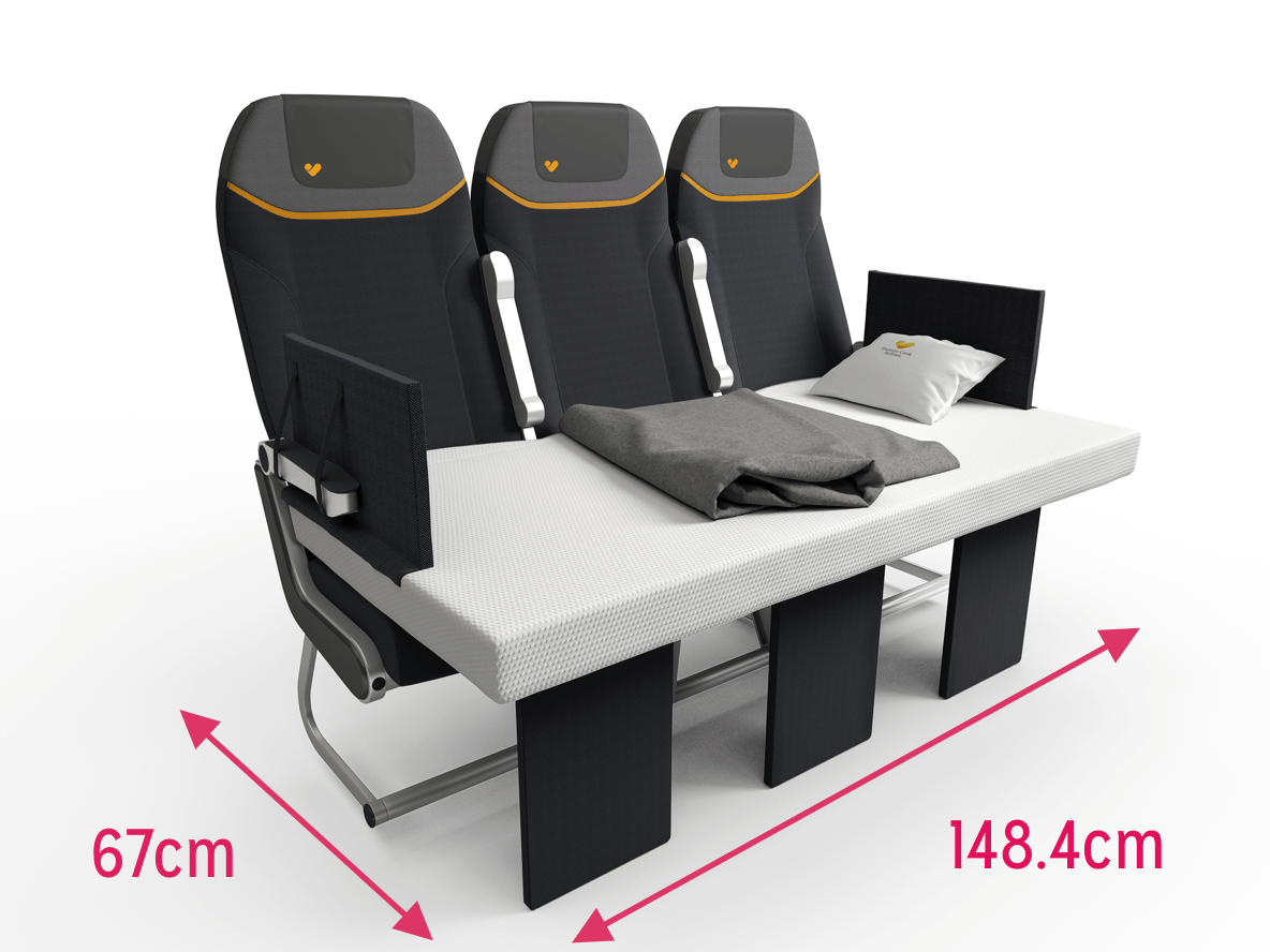 Thomas Cook UK to Add Sleeper Seat Option in 2020