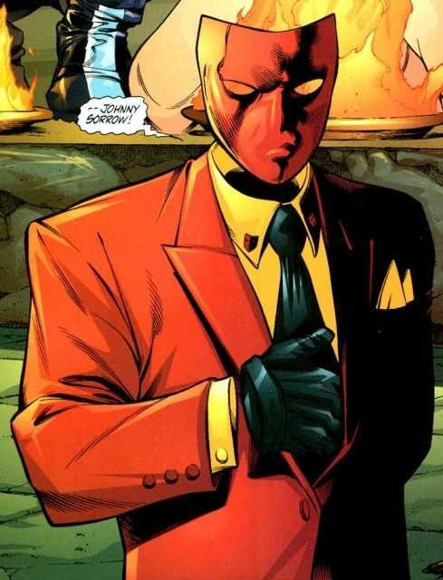 Johnny Sorrow (Character) - Comic Vine   ATOM'S ENEMIES