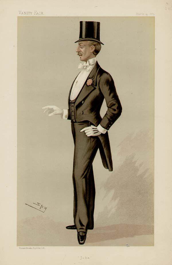 c215e7d571851 燕尾服(テール・コート)   スーツの歴史 背広・紳士服・ジェントルマン・イギリス  - NAVER まとめ