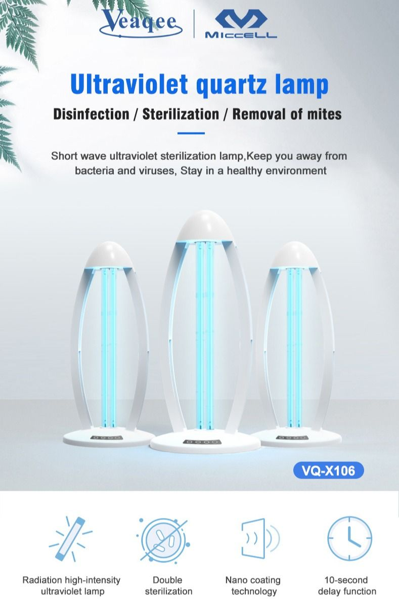 Uv Sterilize Led Lamp Which Is Suitable For Anywhere In 2020 Ultraviolet Lamp Quartz Lamp Ultra Violet