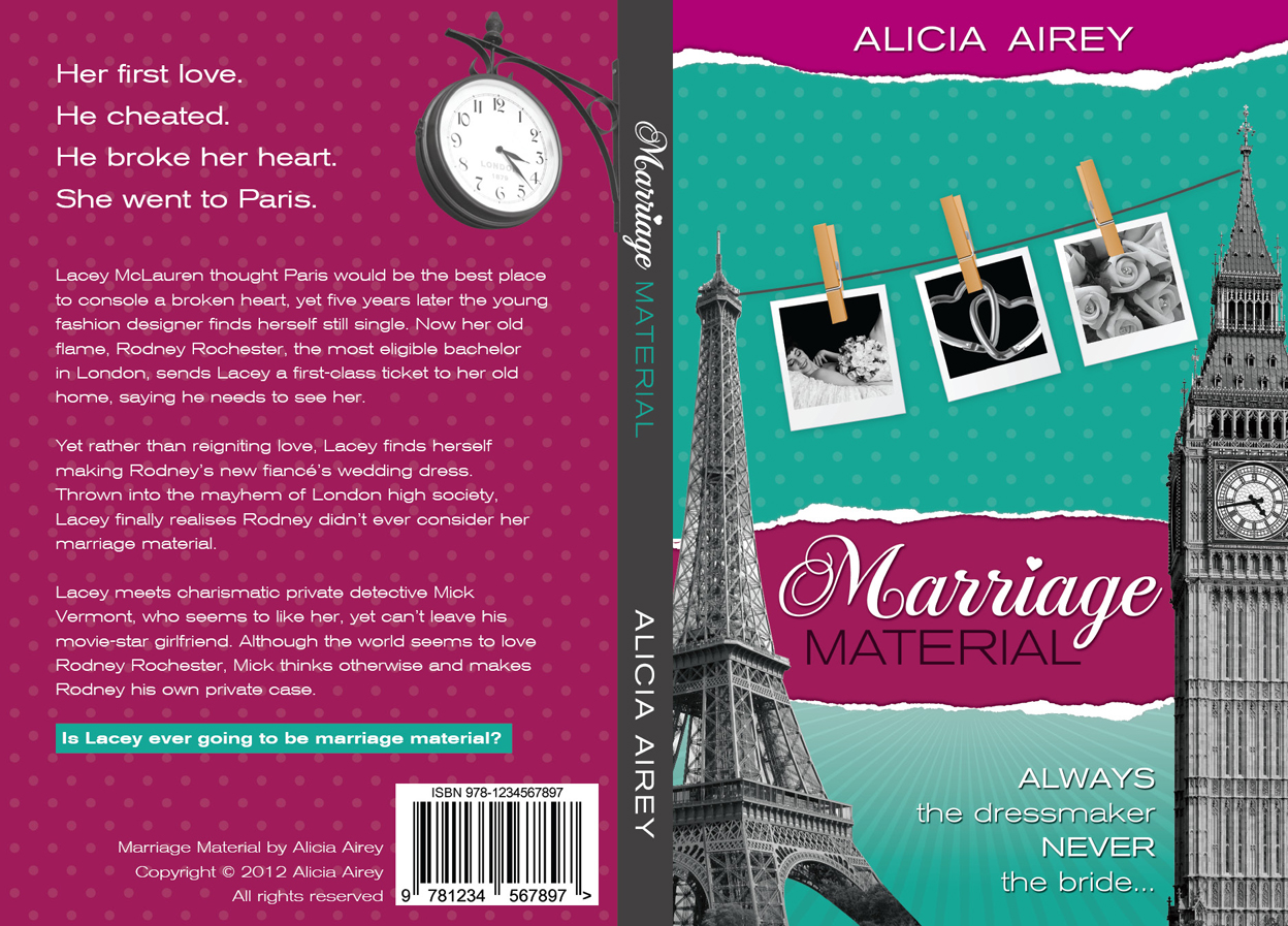 book cover design | Book Cover Design for Chic Lit Novel: Marriage ...