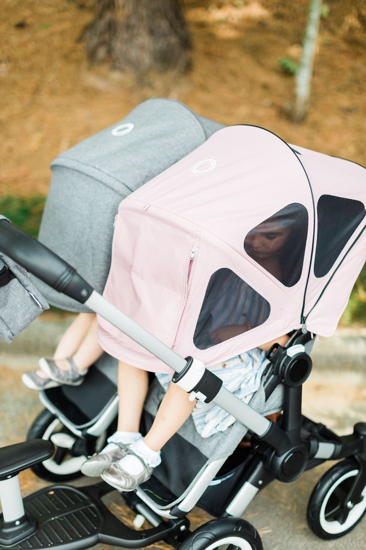 Our Review of the All New Bugaboo Donkey2 + Stroller in