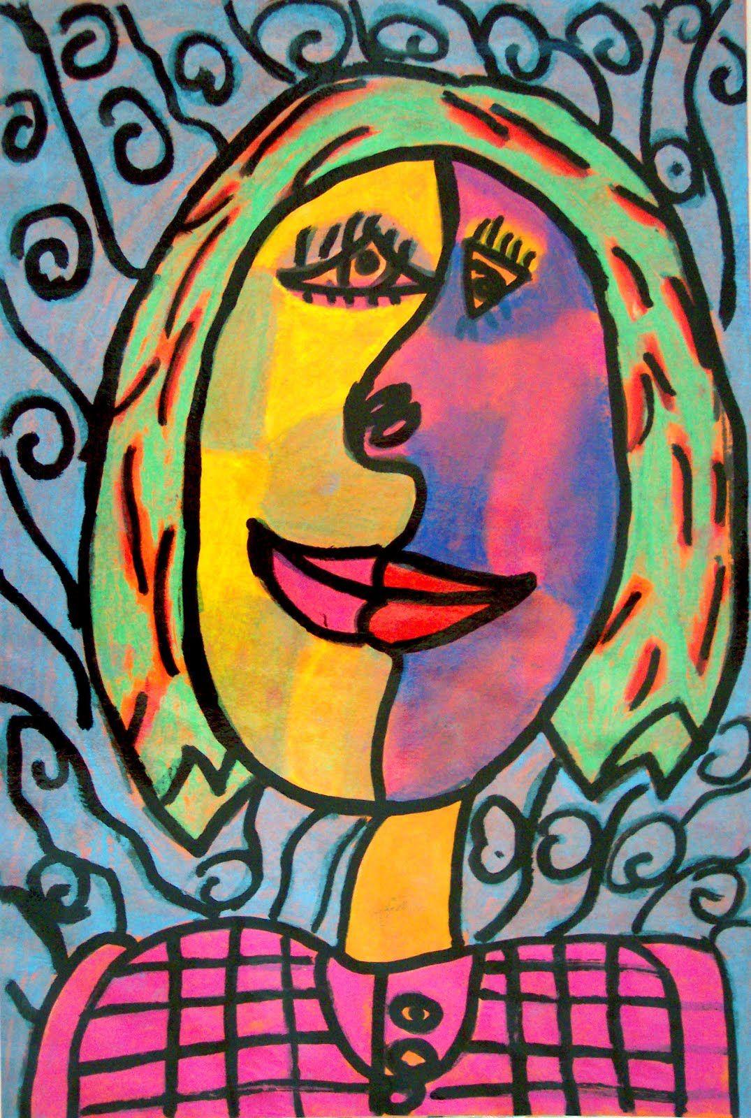 Pablo Picasso Self Portraits