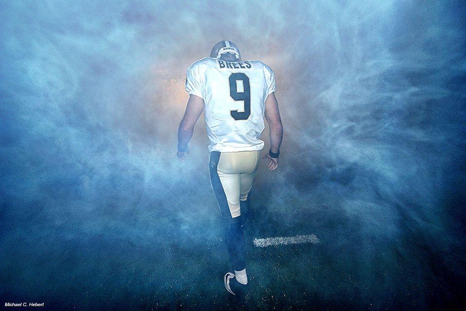 New Orleans #Saints Quarterback Drew Brees #NOLA