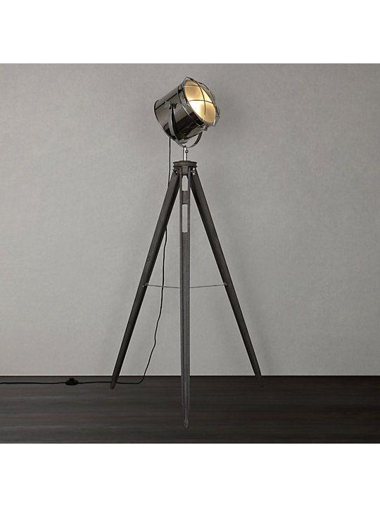 Tripod Floor Lamps John Lewis With Images Floor