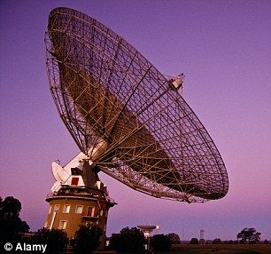 Aliens could be trying to contact Earth, says Seti's top scientist Nathalie Cabrol | Daily Mail Online