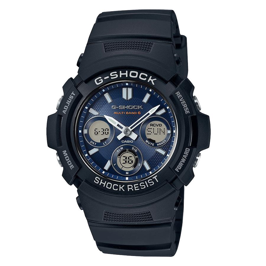 Casio AWG-M100SB-2AER G-Shock horloge