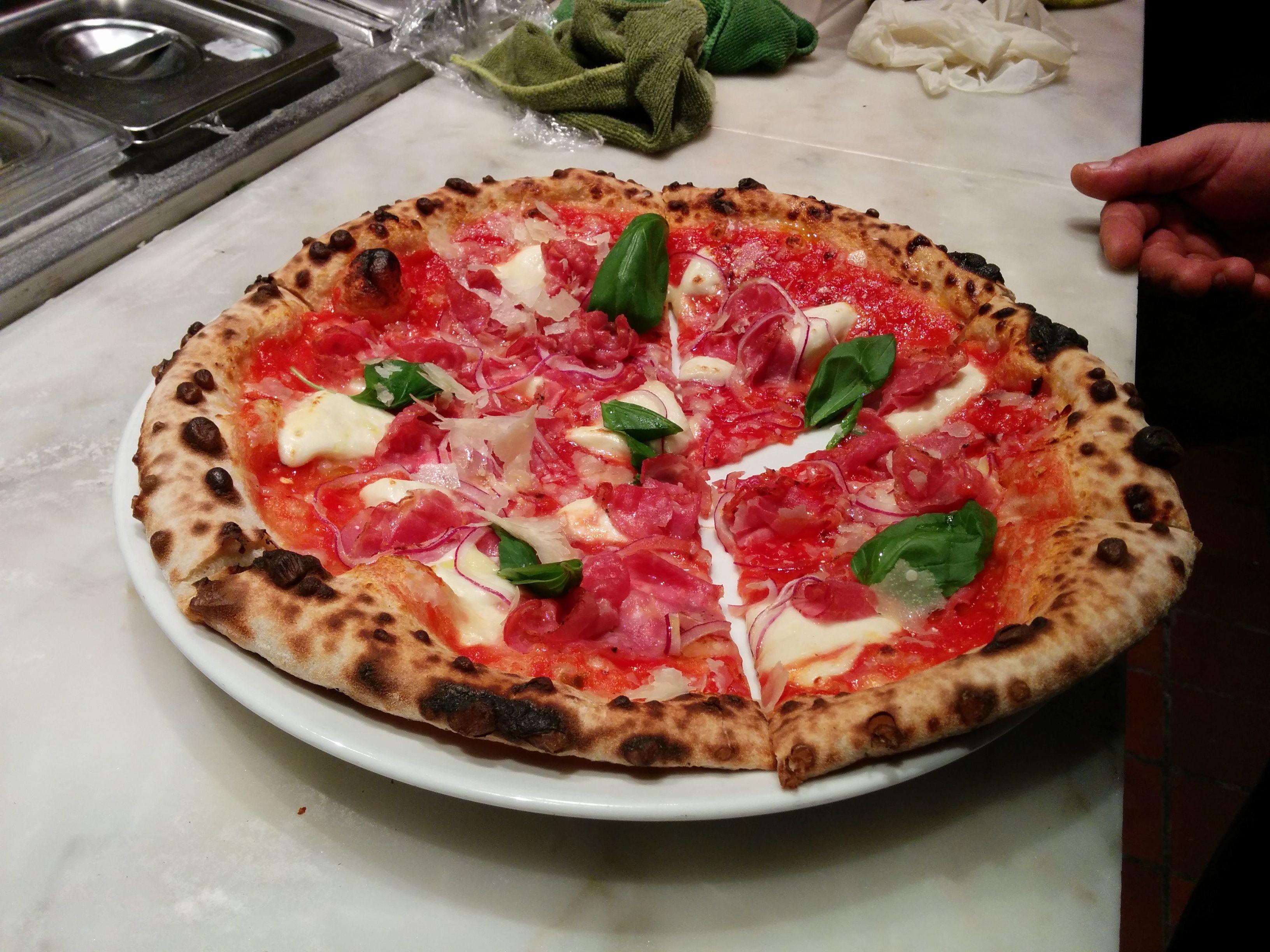 Pizza Good Pizza Fresh Pasta Pizza