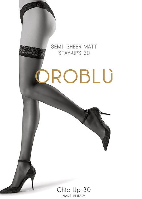 0a0eafe74f8 Oroblu Chic Up 30 Hold Ups in 2019