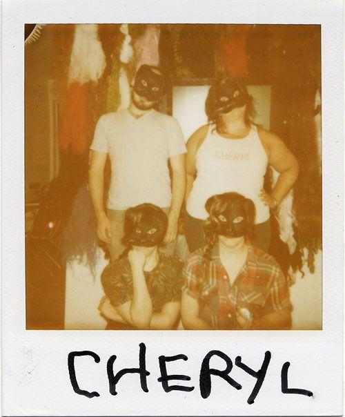Cheryl Artist Historical Figures Historical