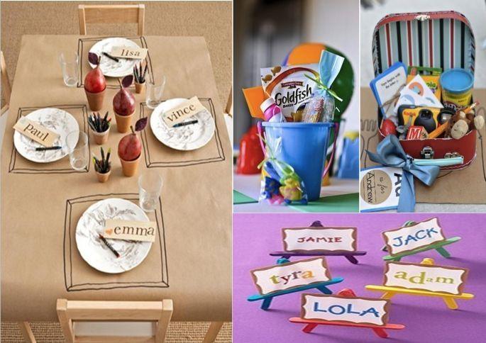 Tavolo Bambini ~ Tavolo personalizzato per i bambini matrimonio #special table