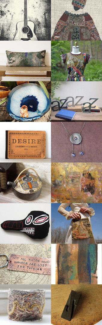 Desire from A to Z by HeartbeatHandmade on Etsy--Pinned+with+TreasuryPin.com