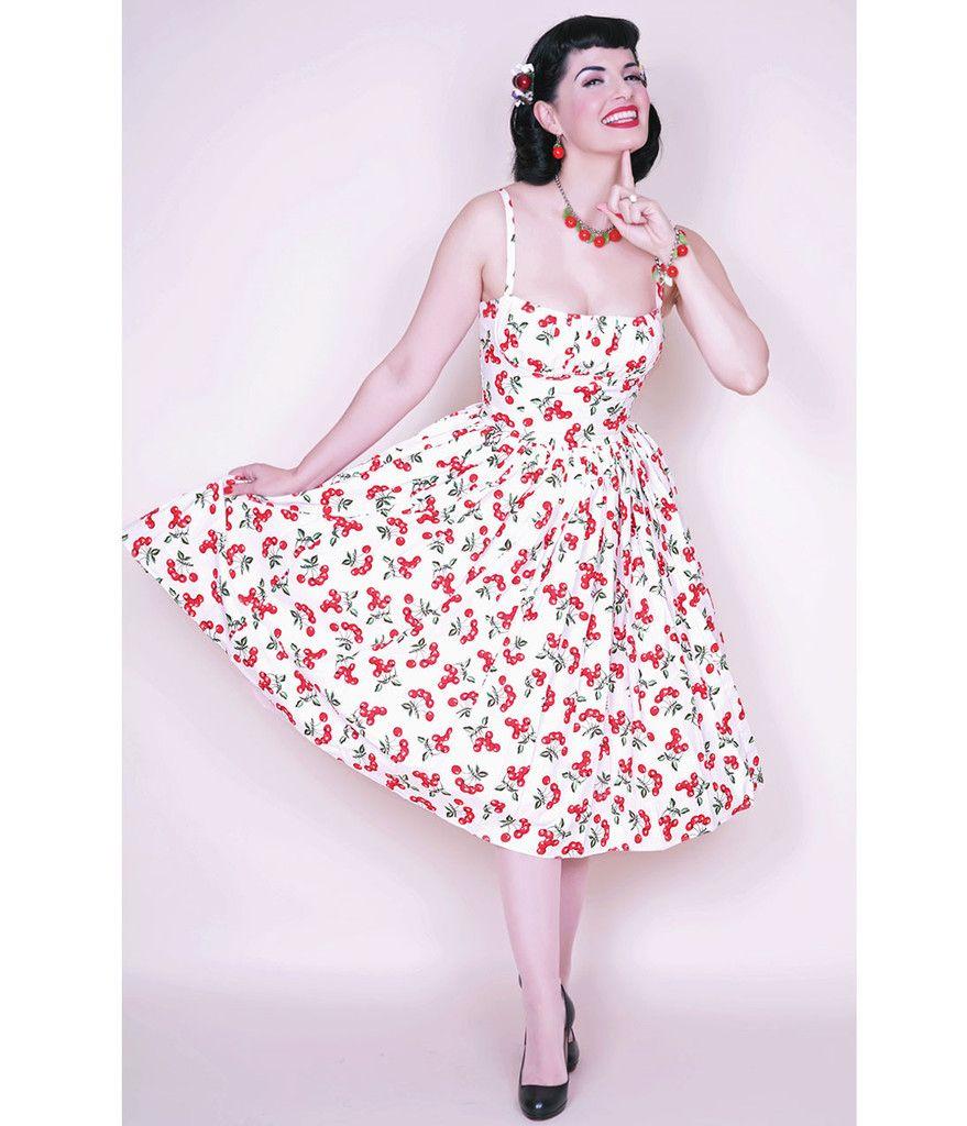 Paris 50s Dress