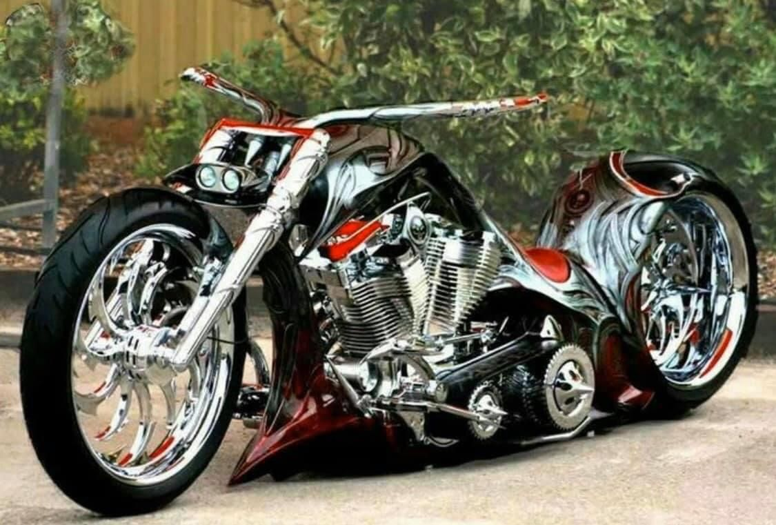 Pin by John Jones on Choppers & custom bikes in 2020