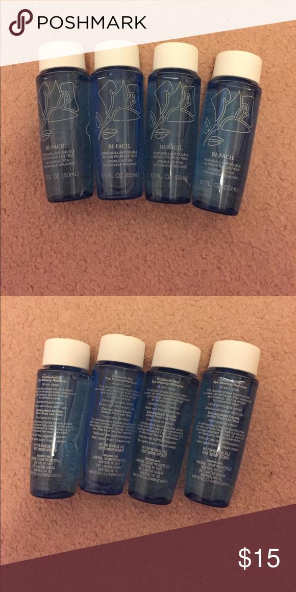 lancome bifacil makeup remover