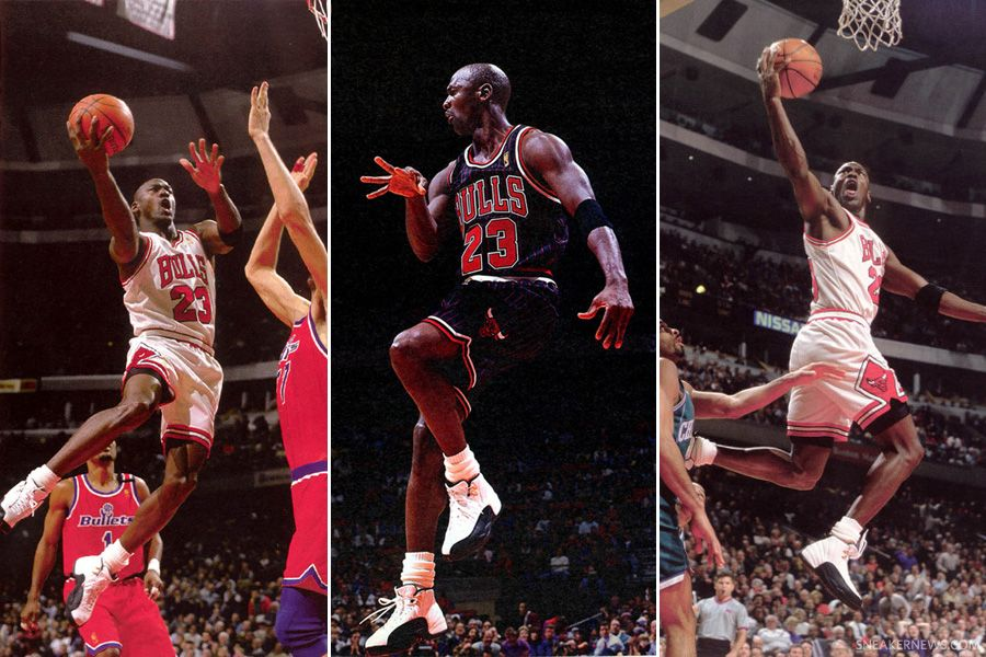Air Jordan XII  NBA Photo Retrospective  0a738216d