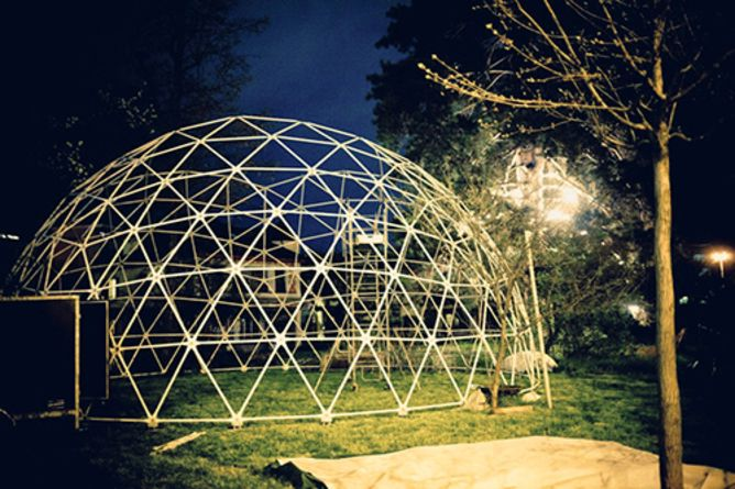 Le Jardin digital — Crowdfunding sur wemakeit