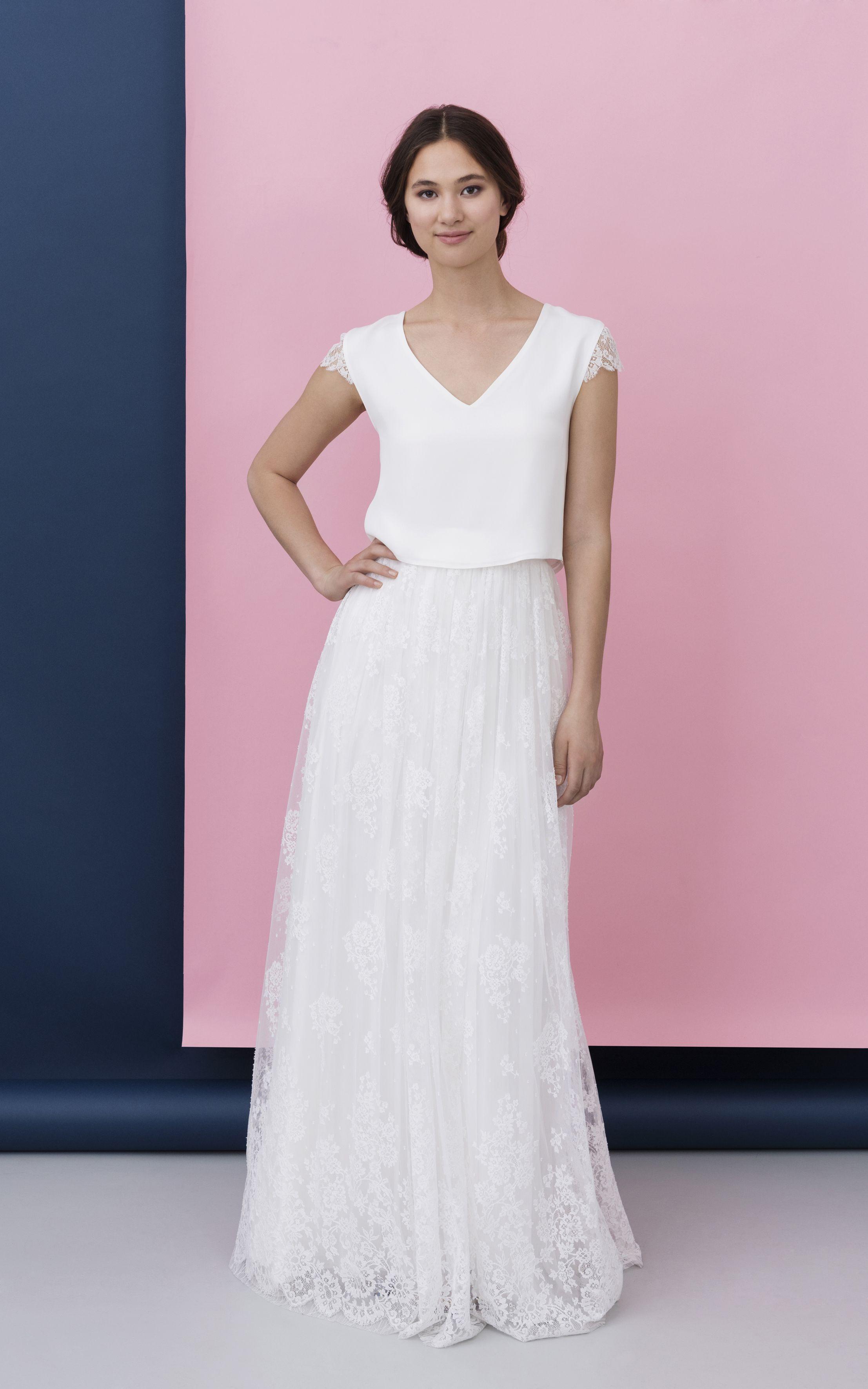 kisui Berlin Collection Bridal Style: Skirt joella & Top lavin ...