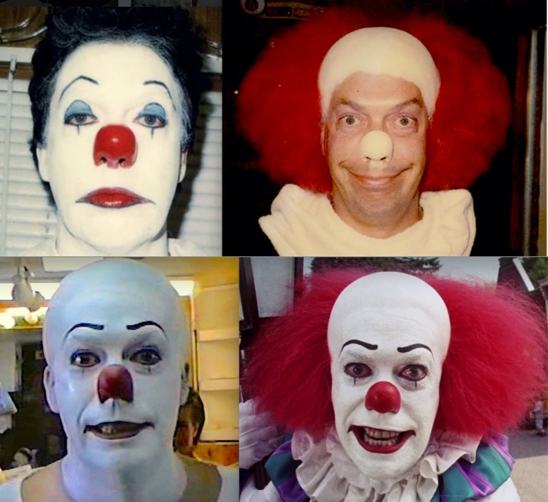 Bart Mixon On Instagram Stephen King S It 1990 Last Sunday November 18 It Turned 28 Years Old So Here S A Few More Pennyw Pennywise 28 Years Old Photo
