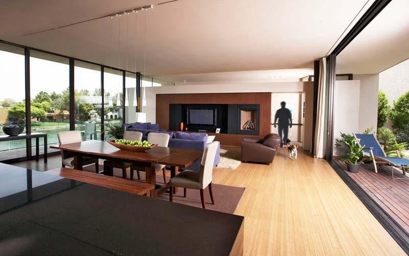 20 Moderne Wohnräume Mit Offenen Grundrissen Grundrissen Moderne