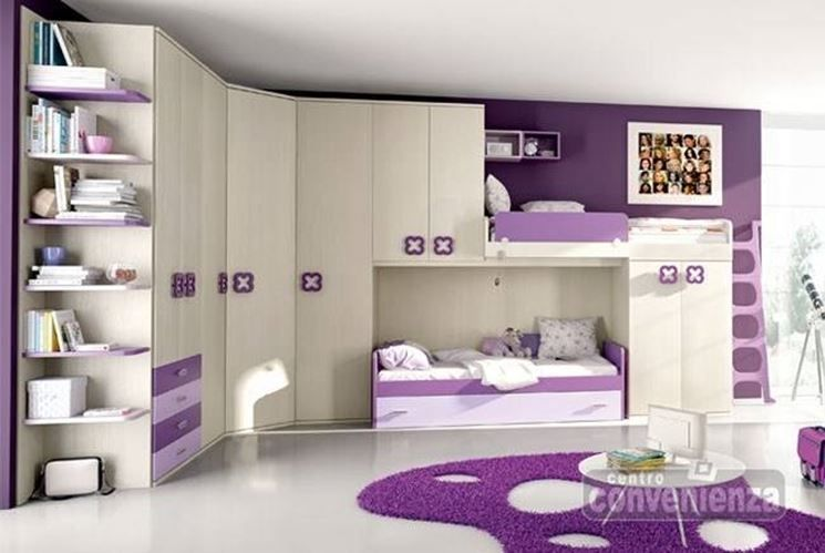 Camerette Conforama ~ Soft camerette mondo convenienza for the home