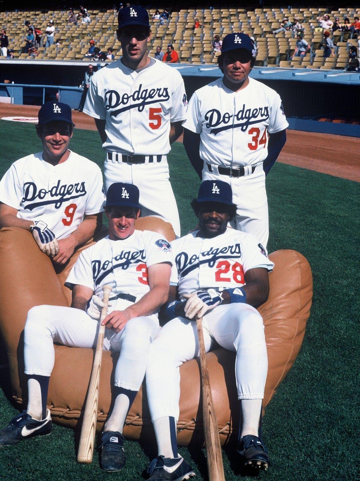 b800034eb 1985 Dodgers  Steve Sax