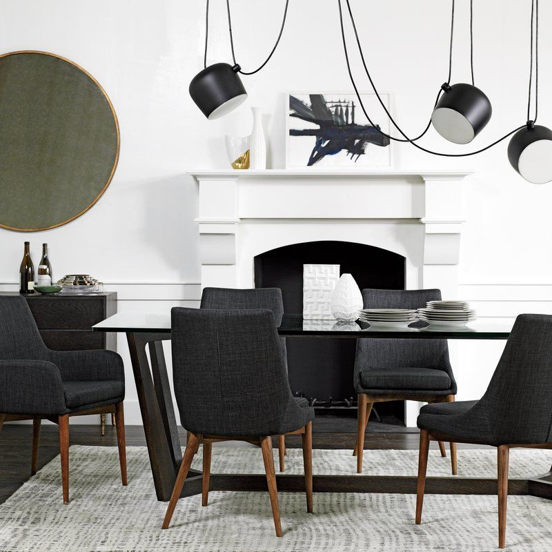 Ambler Side Chair | Dwell studio, Modern design, Dining