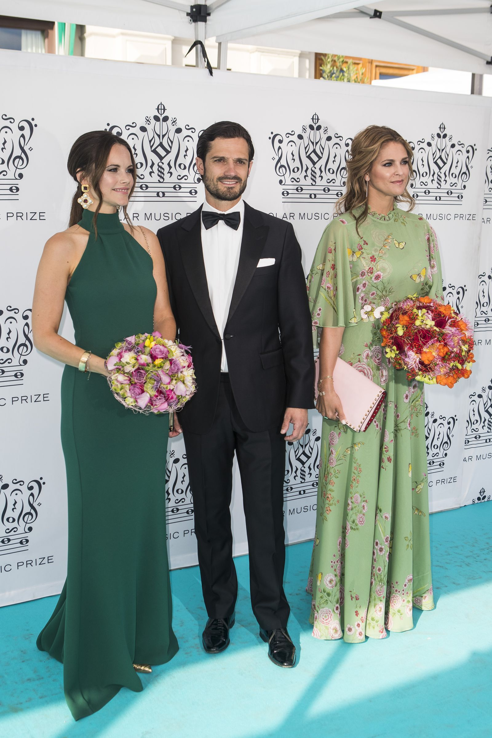 Princess Sofia Wore a Dress Identical to Meghan Markle's
