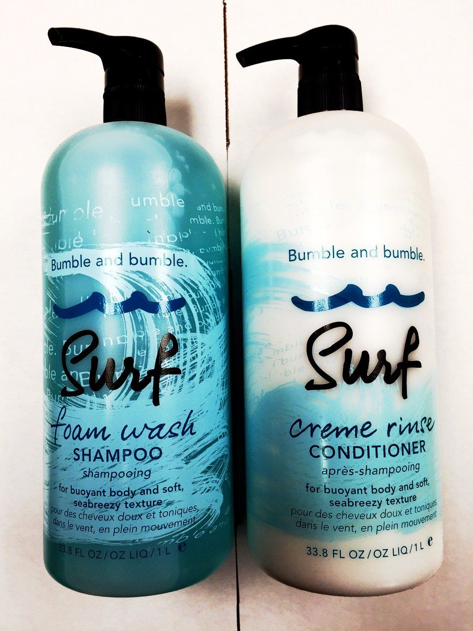 Bumble And Bumble Surf Foam Wash Shampoo And Conditioner Duo 33 8 Oz Visit The Image Link More Details Hairhac Shampoo Shampoo And Conditioner Conditioner