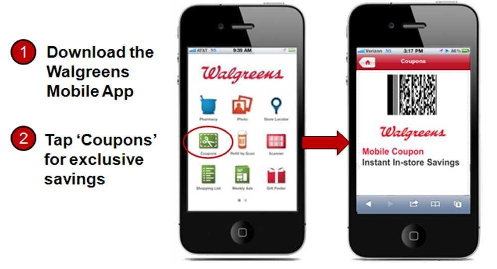 walgreens mobile app Google Search Printable coupons