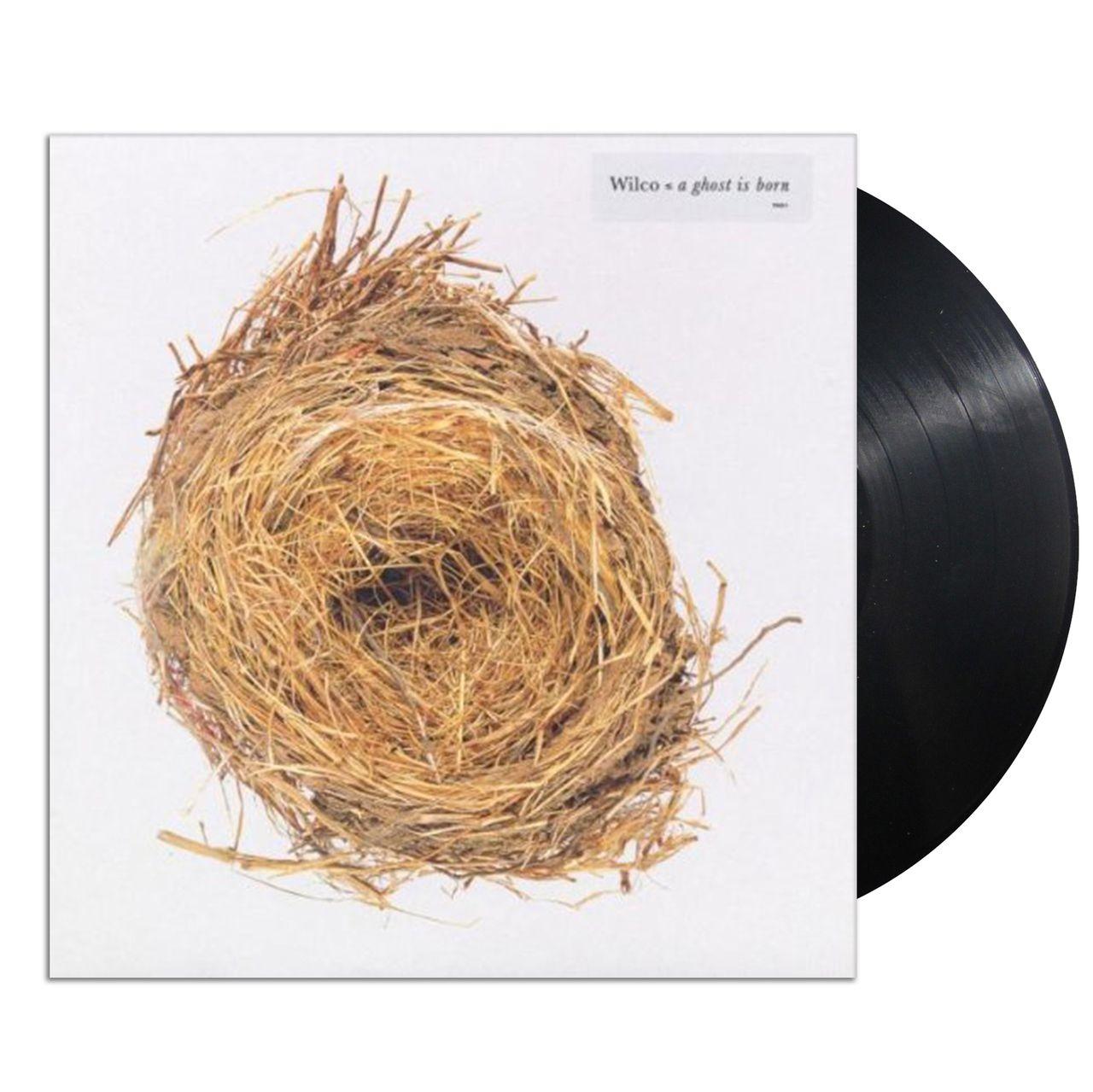 Lazy Labrador Records Wilco · A Ghost Is Born · Vinyl