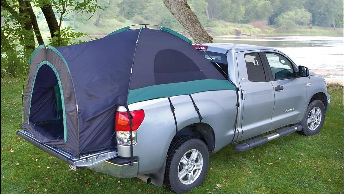 Truck Above Ground Camper Top Full Size Camping Tents