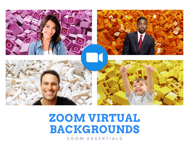 Zoom Virtual Background Lego Greenscreen Virtual Messy Room