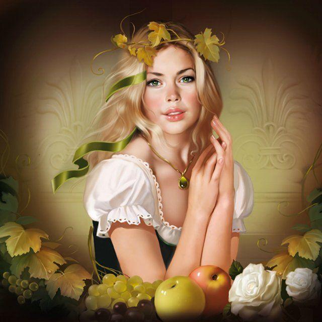 Русские красавицы анимация, картинки любви