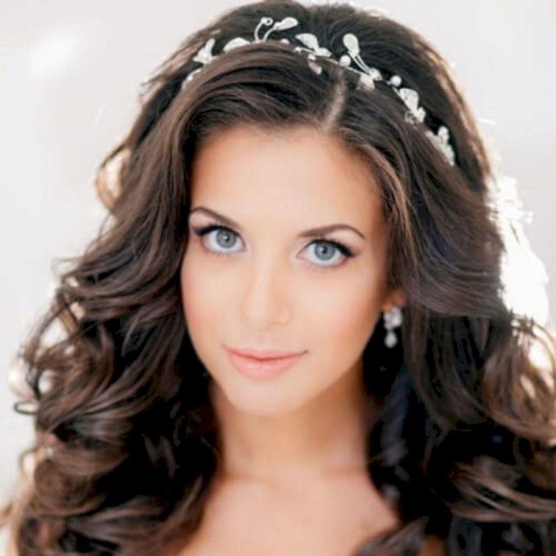 23 Wonderful Long Wedding Hairstyles with Creative ...