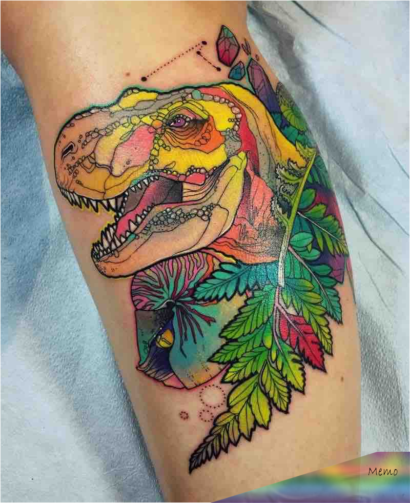 Oct 14, 2019 22 Dinosaur tattoos done by top tattoo