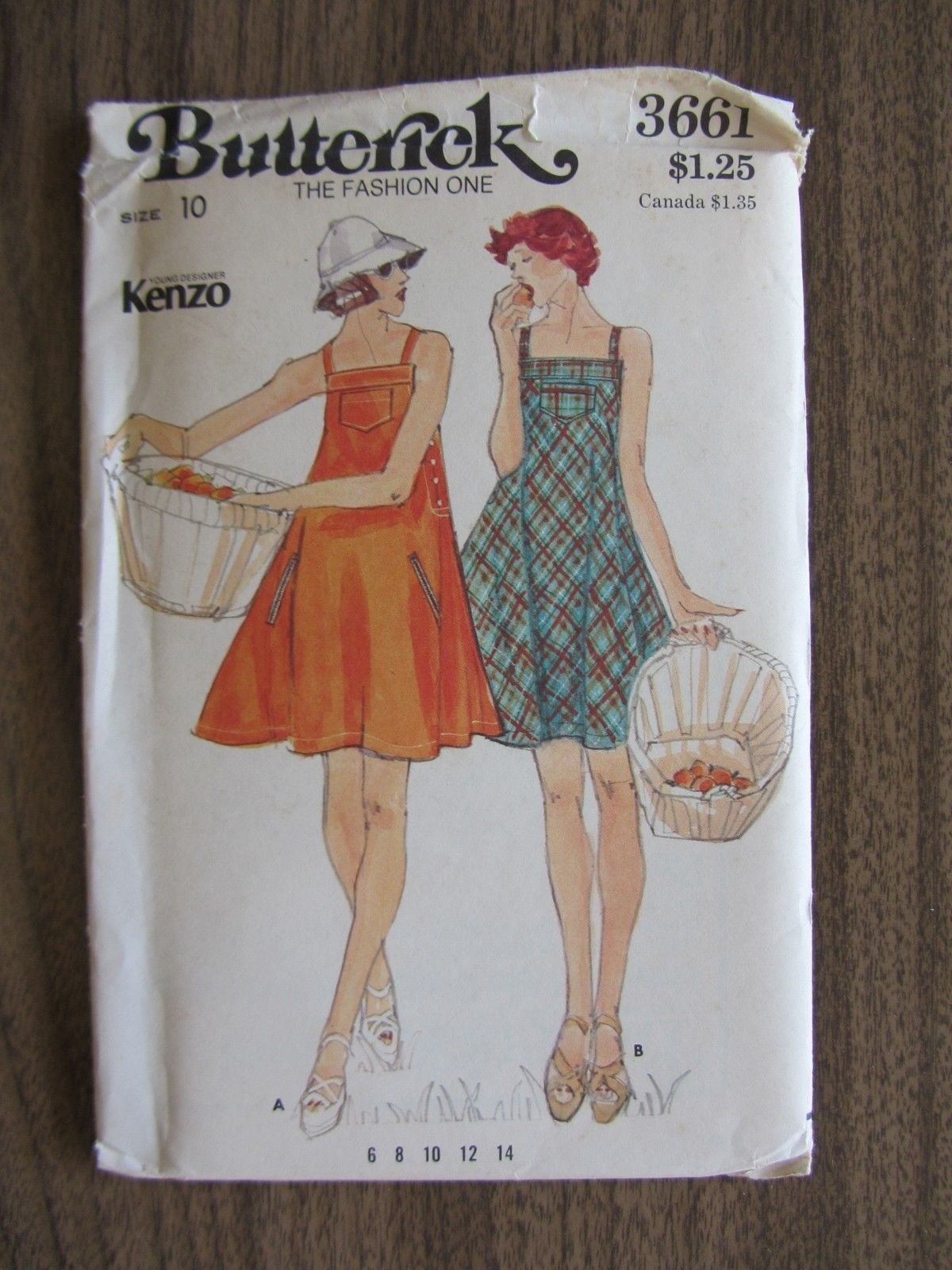 http://www.ebay.com/itm/Butterick-3661-Misses-Vtg-LOOSE-FITTING ...