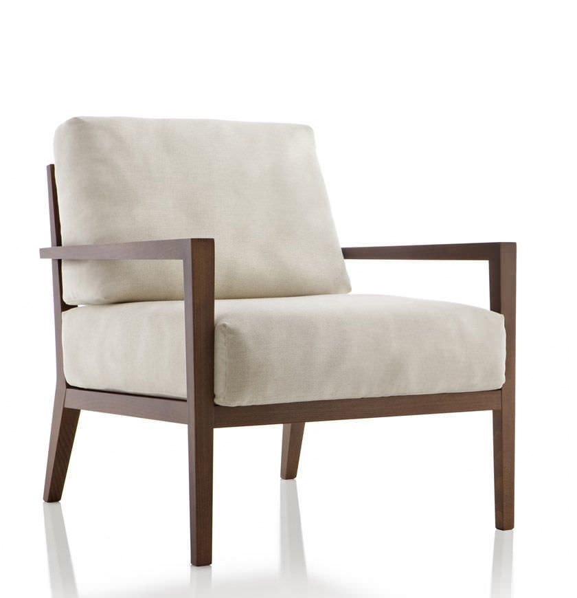 Awesome Contemporary Armchair / In Wood   EOS By Edi U0026 Paolo Ciani   Fornasarig