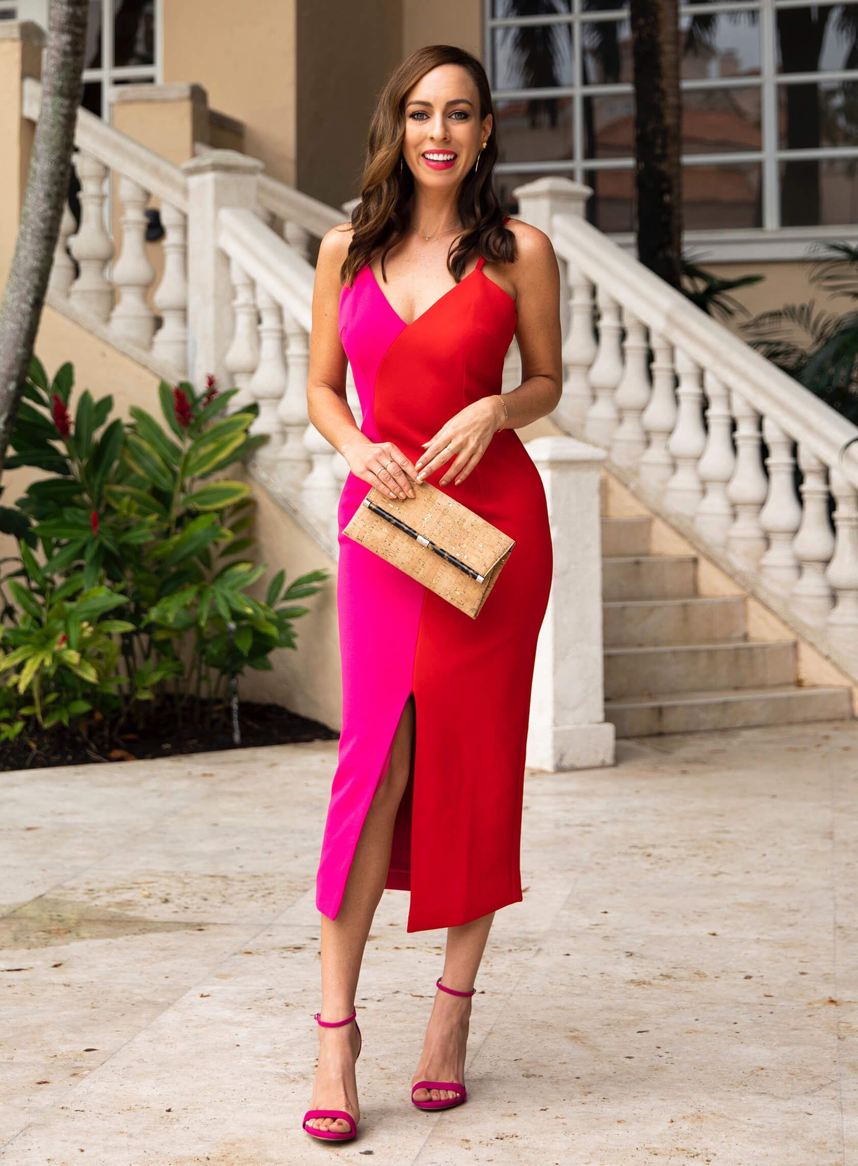 11++ Pink and red dress ideas in 2021