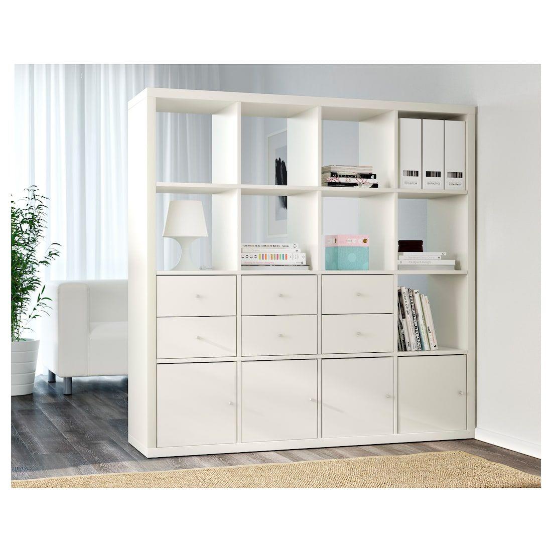 Ikea Kallax White Shelf Unit Inspiring Ideas In 2019